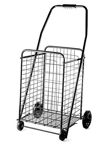 Example of allowed collapsible cart